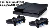 Прокат аренда PlayStation 4