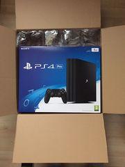 Sony PlayStation 4 Pro 1 TB / Xbox one & New Xbox one S